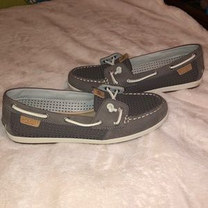 Woman's Sperry Top-Sider Slip Ons